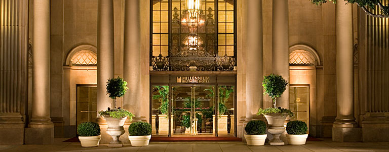 Los Angeles California 90071 Hotel Accommodations